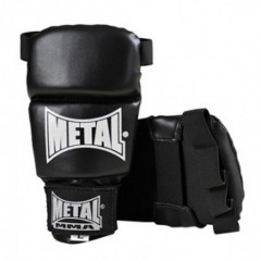 Gants Metal Boxe Prima MMA - Black