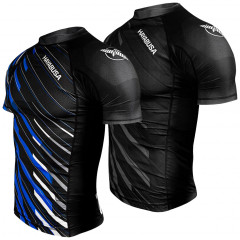 Rashguard Hayabusa Metaru Charged - Manches courtes