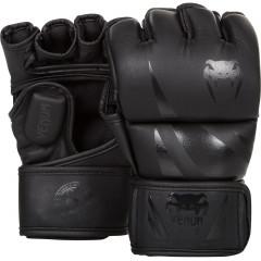 Venum Challenger MMA Gloves - Black/Black