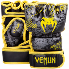 Venum Tramo MMA Gloves - Limited Edition - Black/Yellow