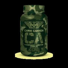 Carni Canon Scitec Nutrition - 60 gélules