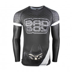 Rashguard Bad Boy Shadow Assassin - Noir