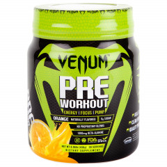 Venum Pre-Workout - 30 Servings-Orange