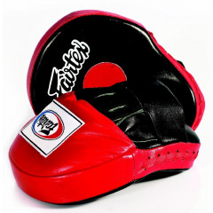Fairtex Kick pad Pro curved