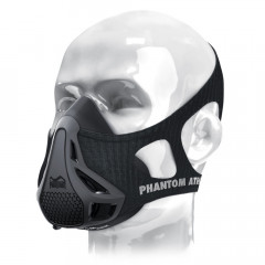 Masque d'entrainement Phantom - Noir