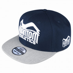 Phantom Team  Cap - Black Croco