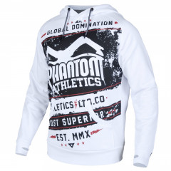 Sweatshirt Phantom Athletics Walkout - Blanc