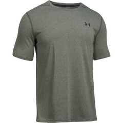 T-shirt Under Armour Threaborne Fitted - Kaki