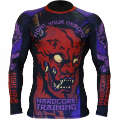 Rashguard Hardcore Wear Demons