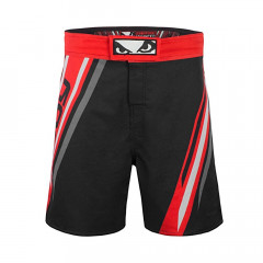 Fightshort Bad Boy Pro Series Advanced - Noir/Rouge
