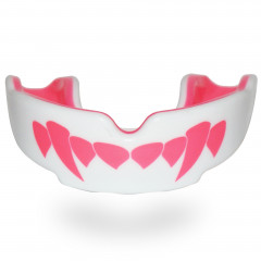 Safejawz Fangz Rose Mouthguards - Adult