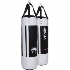 Venum Hurricane Punching Bag Black - 130 cm - New PU - Unfilled