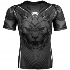 Venum Bloody Roar Rashguard - Short Sleeves - Grey