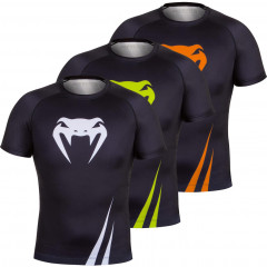 Venum Challenger Rash Guard - Short Sleeves