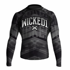 Rashguard Wicked One Times - Noir