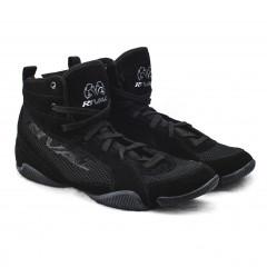 Chaussures de boxe Rival Guerrero Lo-Top Noir
