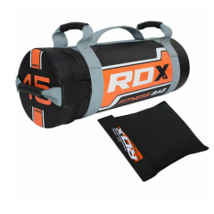 Sac de musculation RDX Sport Leather X - 15 kg
