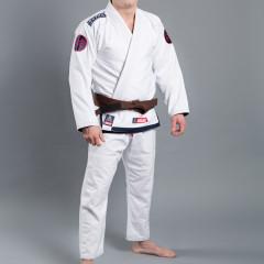 Kimono de JJB Scramble Athlete 3 - Blanc