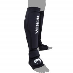 "Venum Shinguards ""Kontact Evo"" - Black"