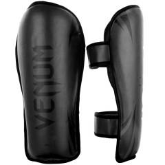 Venum Challenger Shinguards - Black/Black
