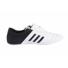 Chaussures de Taekwondo Adikick Adidas - Blanc/Noir