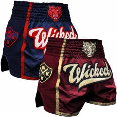 Muay Thai short Wicked One Tiger-hood
