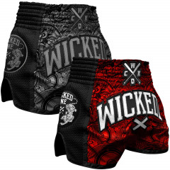 Muay Thai short Wicked One Rude