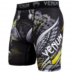 Venum Compression Shorts Viking 2.0 - Black/Yellow