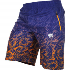 Venum Tropical Fitness Shorts - Blue/Orange