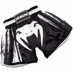 Venum Bangkok Spirit Muay Thai Short - Black