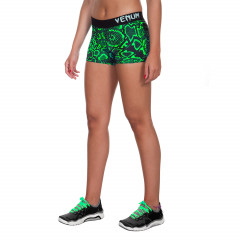 Venum Fusion Shorts - Green - For Women