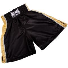 Short de boxe anglaise Métal Boxe
