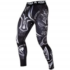 Venum Gladiator 3.0 Spats - Black/White