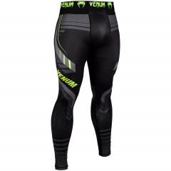 Venum Technical 2.0 Spats - Black/Yellow