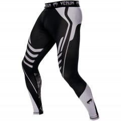 Venum Technical Spats - Black/Grey