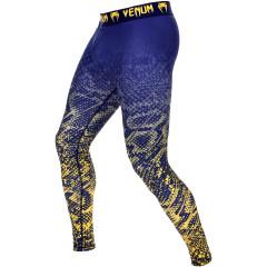 Venum Tropical Spats - Blue/Yellow