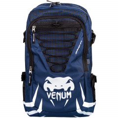 Venum Challenger Pro Backpack - Navy Blue/White