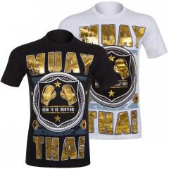 T-shirt Muay Thai Squad