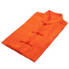 Tai Chi kimono Fuji Mae - Orange