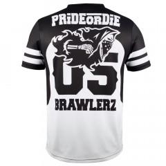 T-Shirt AllSports Mesh PRiDEorDiE BRAWLERZ