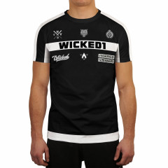 T-shirt Wicked One Line - Noir