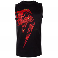 Venum Giant x Dragon tank top - Black/Red