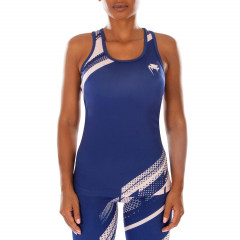Venum Rapid Tank Top - Navy Blue/Coral