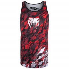 Venum Tecmo Tank Top - Red/White