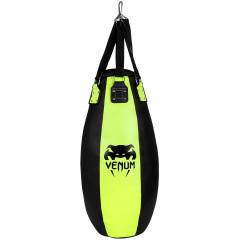 Venum Tear Drop-Black/Neo Yellow