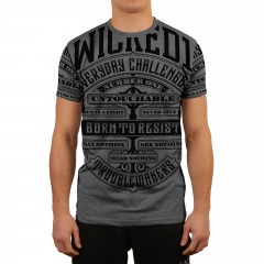 T-shirt Wicked One Untouchable