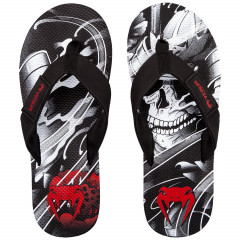 Venum Samurai Skull Sandals - Black