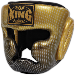 Top King Boxing helmet  Super Star
