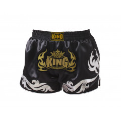 Top King Muay Thai shorts  Retro