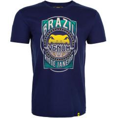 Venum Carioca 4.0 T-shirt - Navy Blue